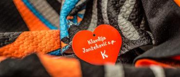 MESEC MODE 2016 | K-Klavdija Janžekovič | Predstavitev #8